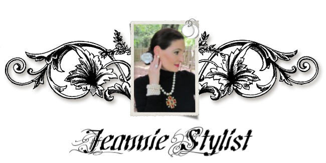 JEANNIE STYLIST LIFESTYLE/FASHION BLOG