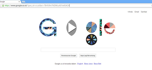 Redirect ke Pencarian Google Lokal