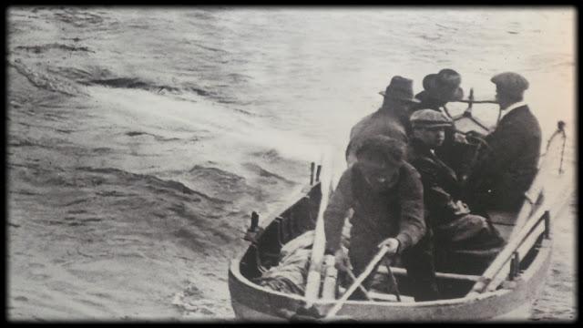 Dernier canot à embarquer à bord du Titanic