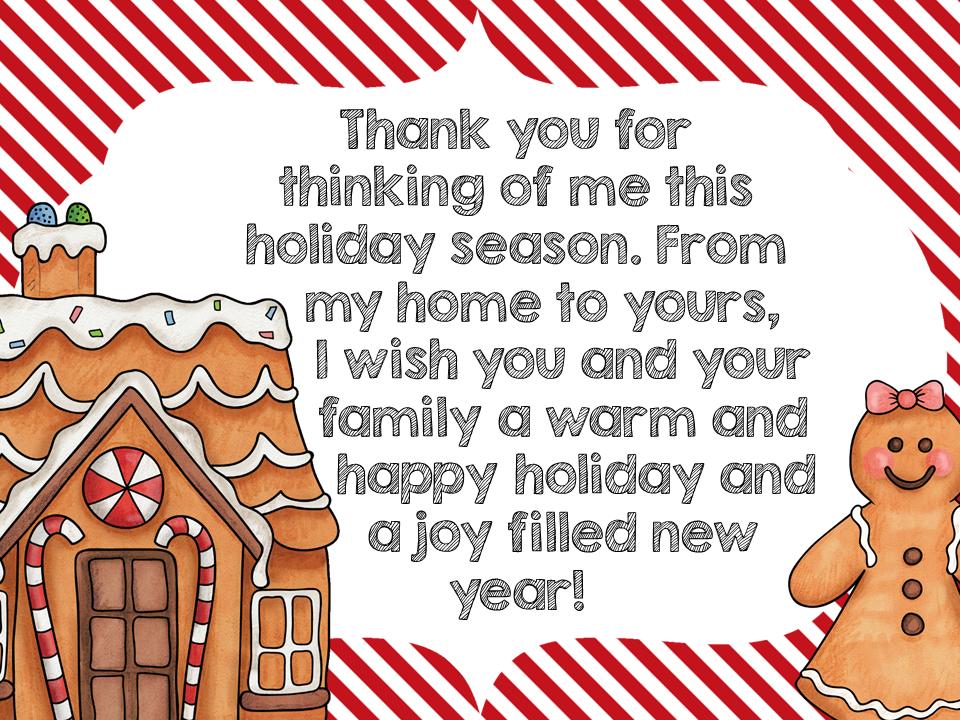 Thank You Cards - Elementary AMC