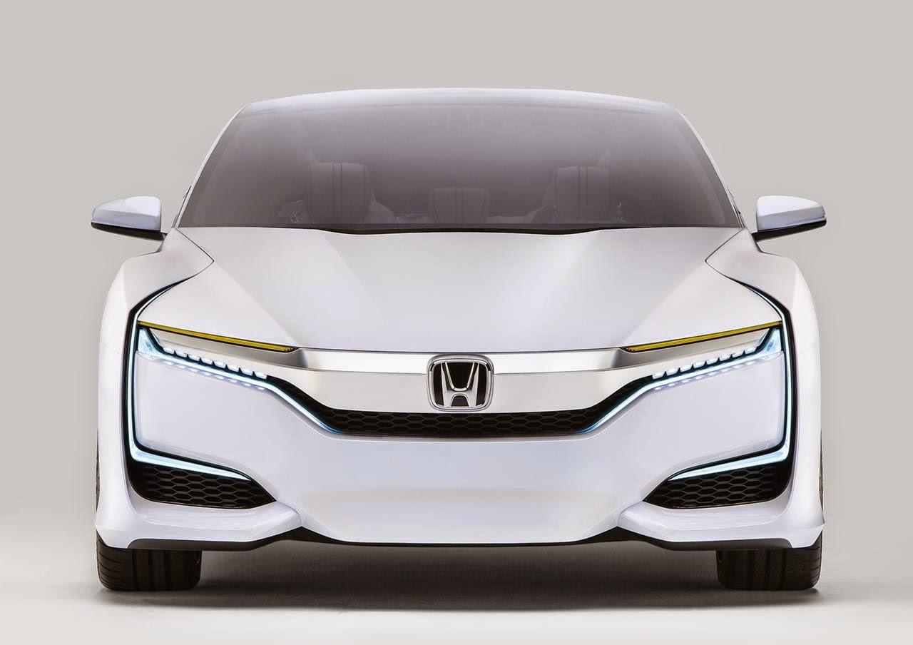 Honda FCV Concept Car HD Wallpapers 2014