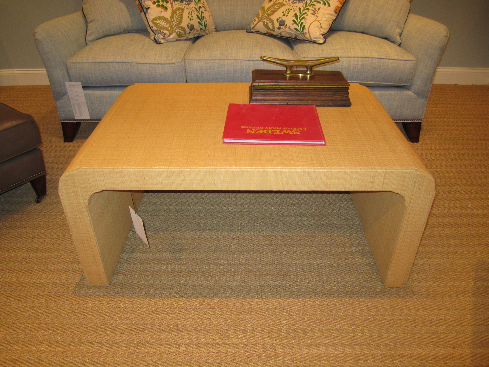 Stylebeat Keep A Low Profile Coffee Tables That Caught My Attention At 2013 Spring High Point
