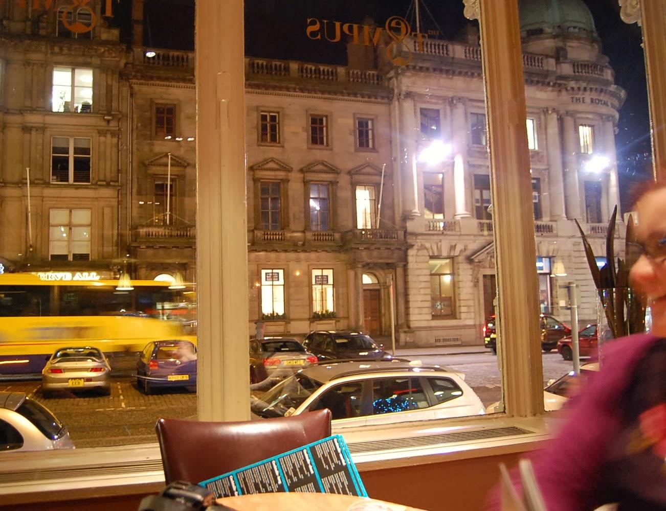 Tempus Bar Edinburgh