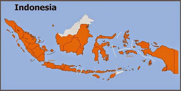 Perkembangan Provinsi di Indonesia