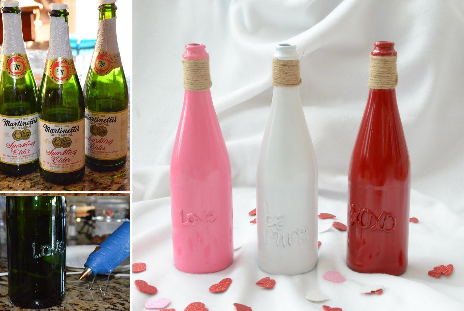 g rated frugal friday upcycled bottles. Black Bedroom Furniture Sets. Home Design Ideas