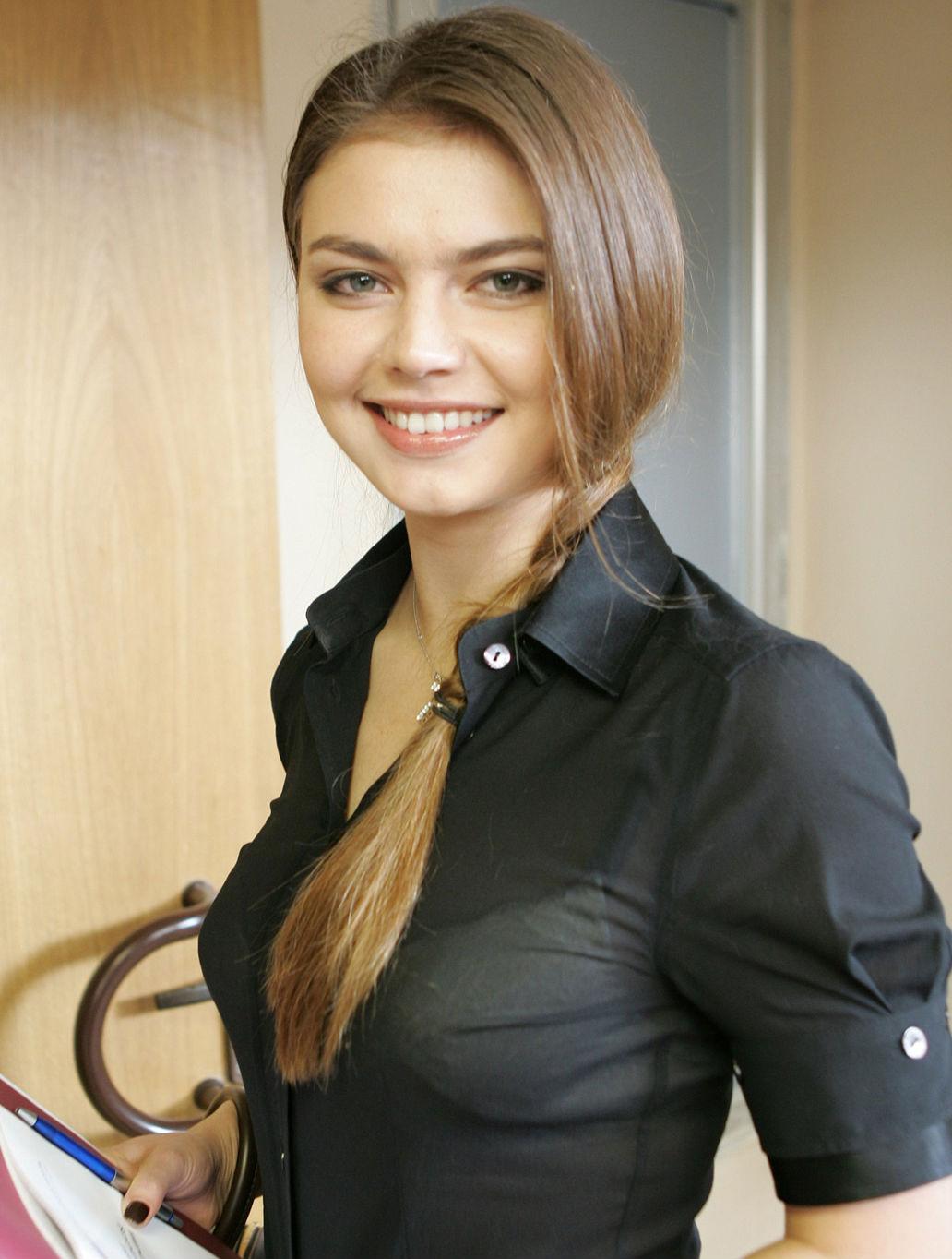 Alina Kabaeva (Russia): mantan atlet senam