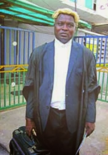 fake lawyer arrested lagos