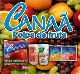 POLPA DE FRUTA CANAÃ