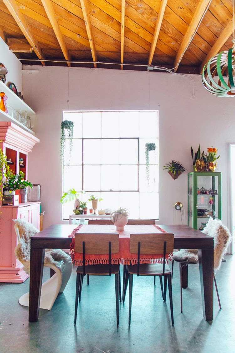 Bohemian Studio Space
