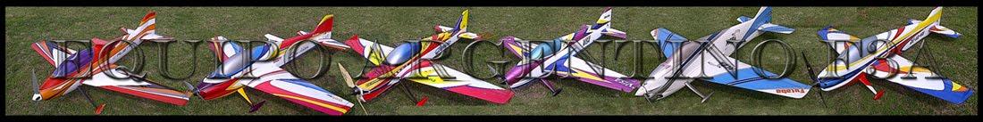 Equipo Argentino de Acrobacia F3A