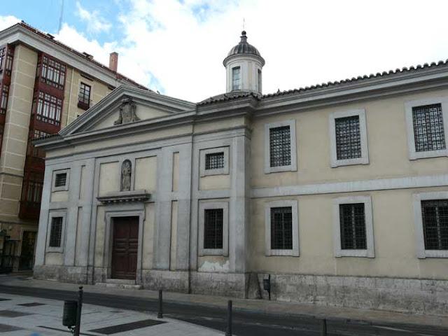 Monumentos de valladolid monasterio de san joaqu n y - Santa ana valladolid ...