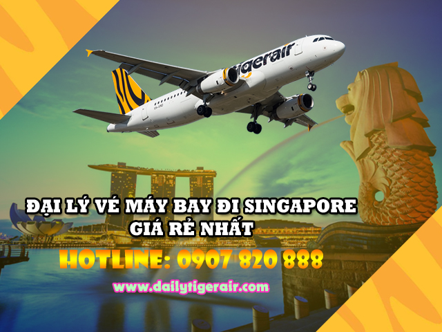 Don nam moi o Singapore Dailytigerair