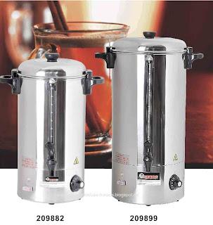 Dozator vin fiert, ceai, apa- PRET-  produs profesional horeca
