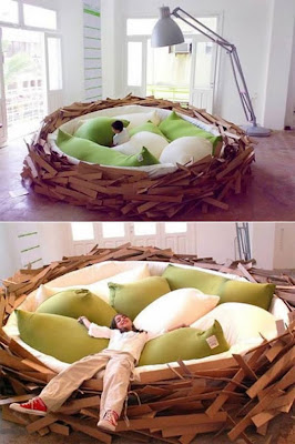Bird Nest Bed - www.jurukunci.net