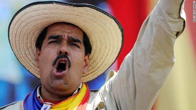 Maduro lamento que Obama no quiere hablar con el