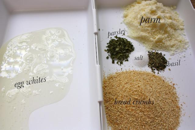 Meet The Sullivans Herbed Chicken Parmesan