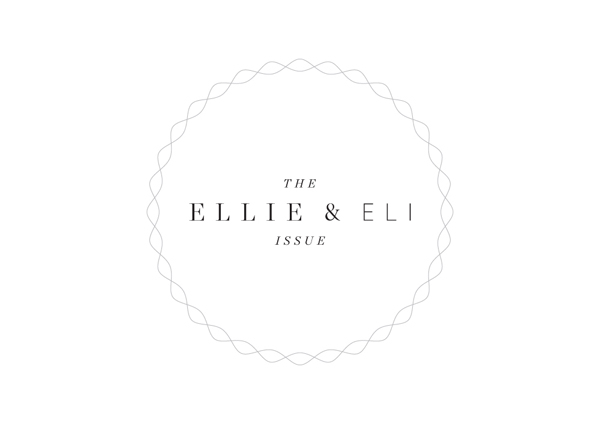 The Ellie & Eli Issue