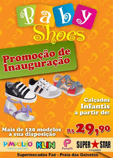 Baby Shoes Calçados Infatis