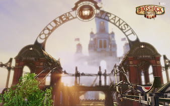 #32 Bioshock Infinite Wallpaper