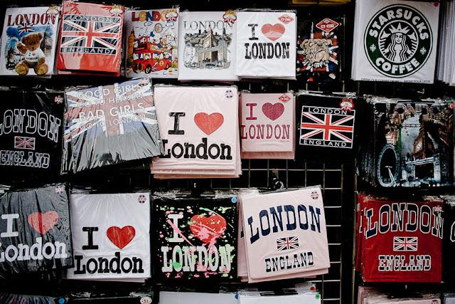 Onde comprar lembrancinhas e souvenires em Londres
