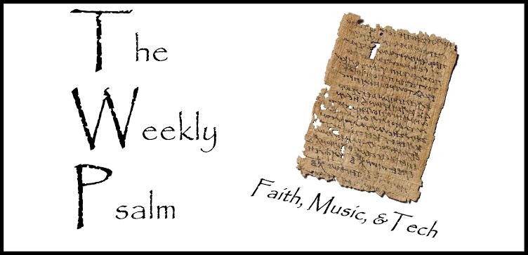 WeeklyPsalm.com