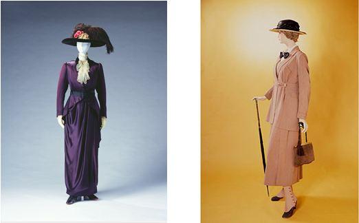 Très La mode au fil de l'histoire: Les costumes du Titanic de James  HE18