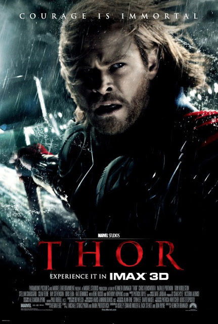 Thor the Movie Poster