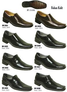 Model Sepatu pria