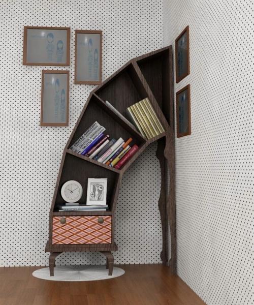Play Fair Have Fun Cool Useful And Beautiful Bookshelves