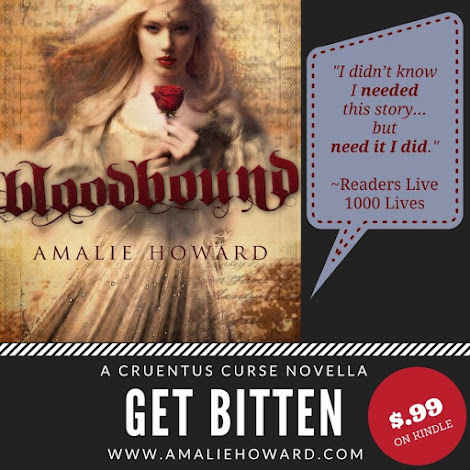 Check out Amalie Howard!