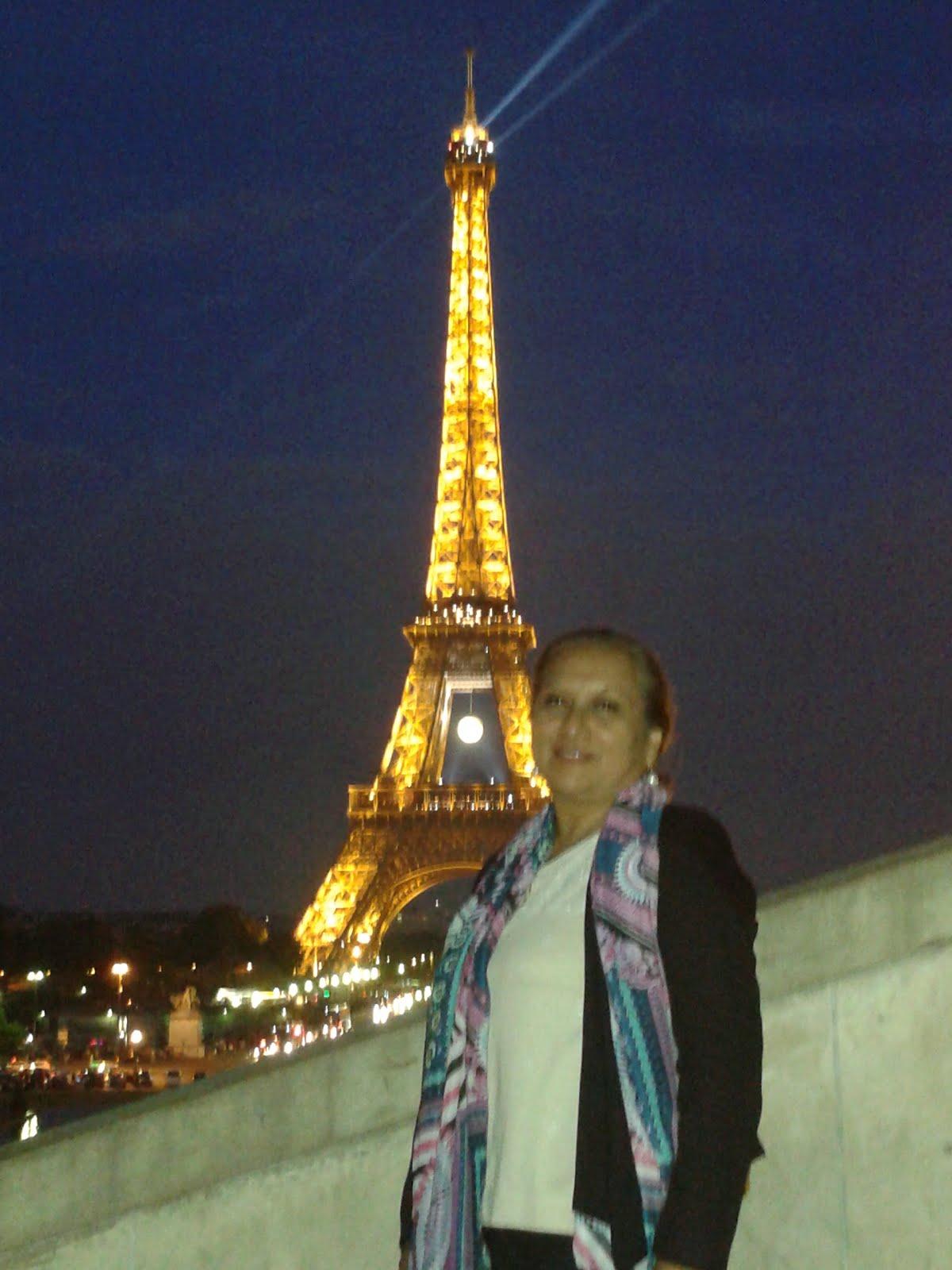 En París, Francia.