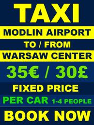 WARSAW MODLIN ACCESS
