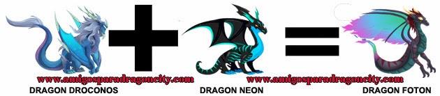 como hacer el dragon foton de dragon city formula 2