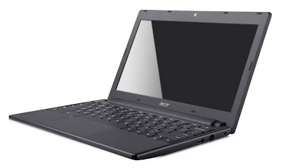 Acer Cromia AC761 / 11.6 inch Chromebook review