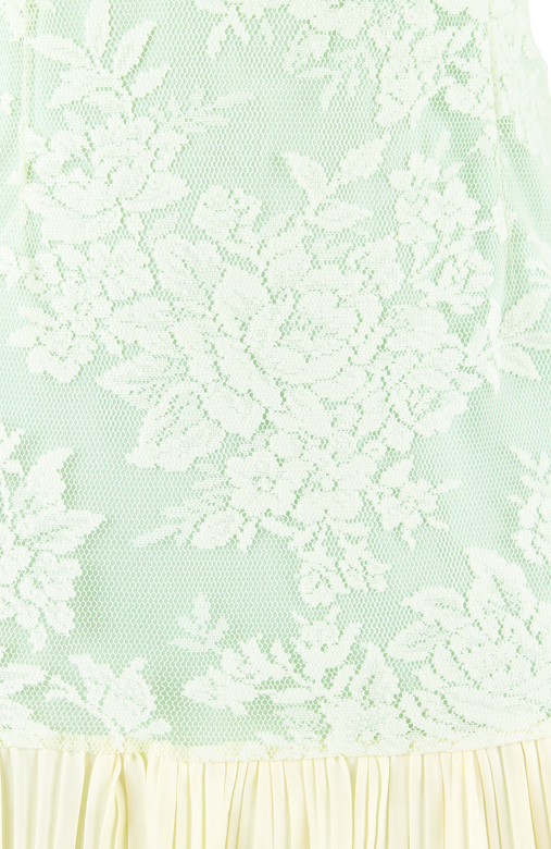 Chance of Love Lace Dress - Mint
