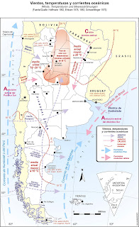 mapa de viento en argentina