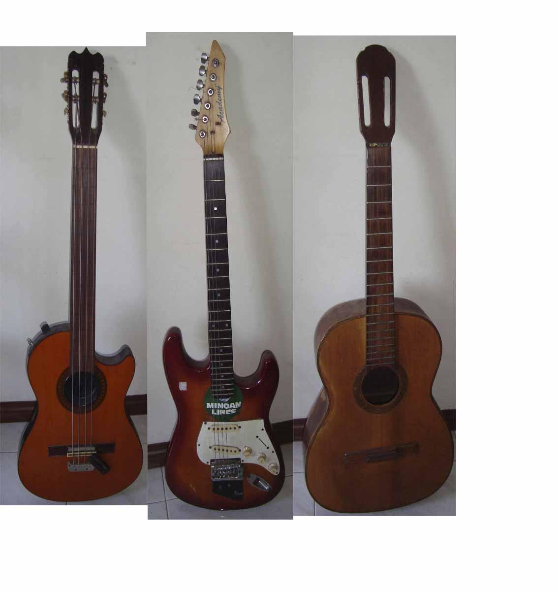 Baratuxo diversos junho 2011 for Guitarras electricas baratas