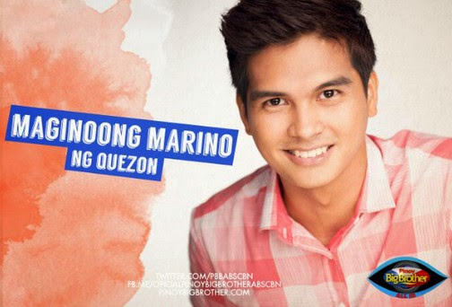 PBB All In Housemates, Pinoy Big Brother Housemates, Ranty Fortento