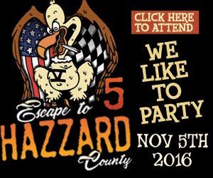 Escape to Hazzard County 5