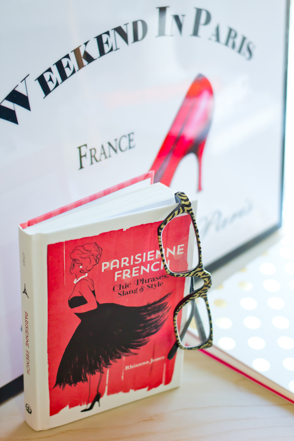 Photo of Parisienne French: Chic Phrases, Slang & Style by Rhianna Jones