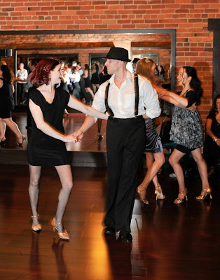 salsa dancing in Seattle Everett WA Premier Ballroom
