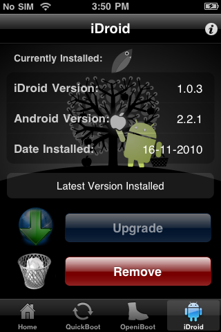 iDroid for iOS