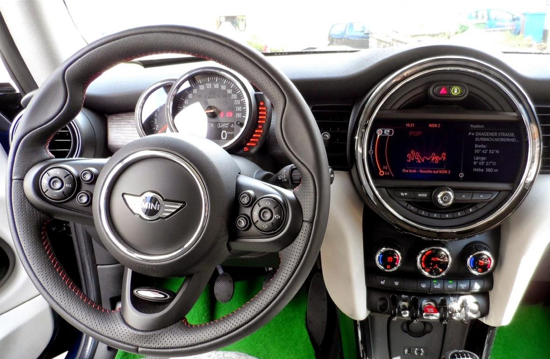 auto und verkehr: Fahrspaß an Bord: Praxistest MINI Cooper