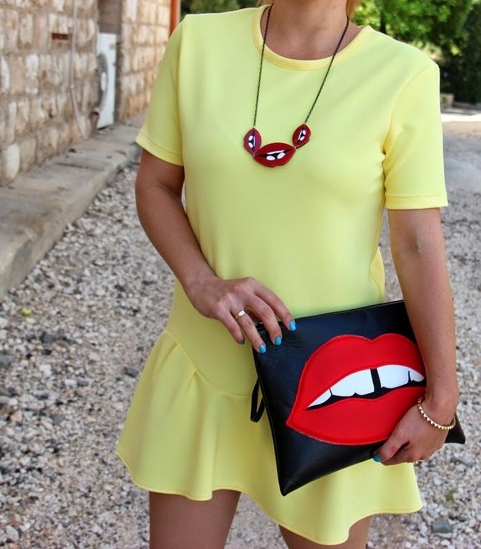 בלוג אופנה Vered'Style - הטרנד הצהוב