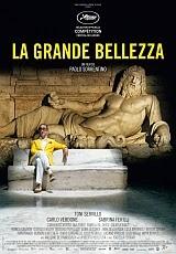 Carátula del DVD La gran belleza