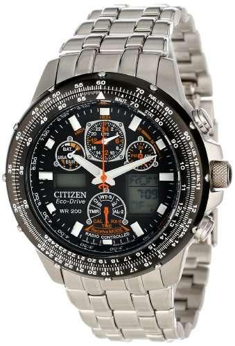 Citizen Men's JY0000-53E Eco-Drive Skyhawk A-T Watch
