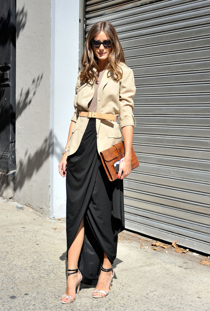Pale Pink Punch Style Muse Olivia Palermo