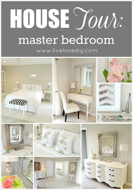 Inspiring DIY room makeovers done on a small budget! So many great ideas! Check out the before and afters!