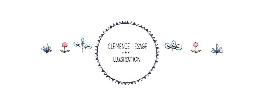 Clémence Lesage Illustration