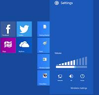 Trik Mengubah Tampilan Windows 7 Menjadi Windows 8 Dengan WinMetro